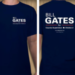 Order your Bill Gates for Maricopa County Supervisor T-Shirt Today